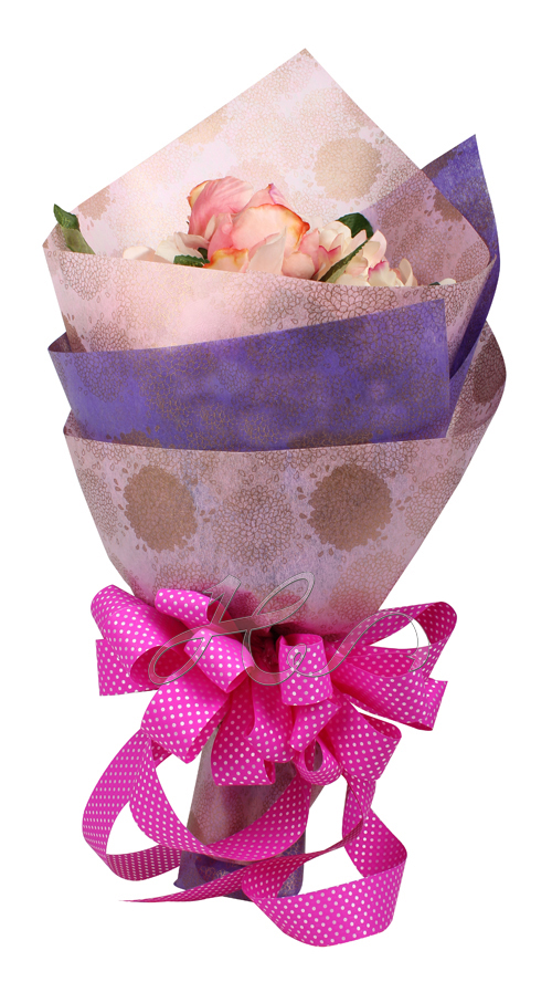 Gift Paper Flower Wrapping Papers For Your Christmas Gift