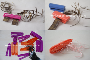 what is ribbon shredder and curler tool uk