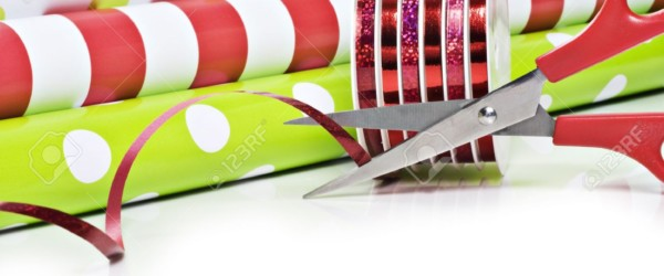 Mulit-Channels Ribbon Spools for Gifts Wrapping Solutions