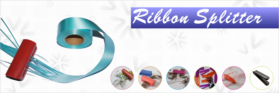 Ribbon Shredder and Curler Tool for Gift Wrapping